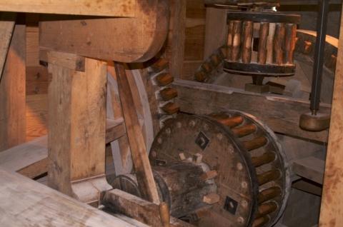 George Washington's Distillery & Gristmill