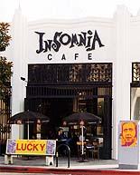 Insomnia Cafe - Los Angeles, CA
