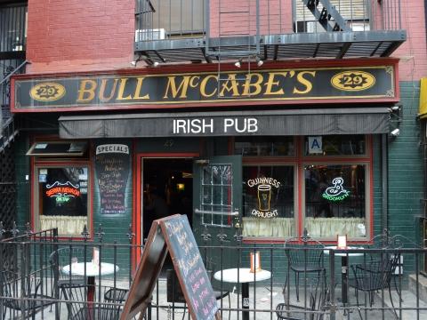Bull McCabe's
