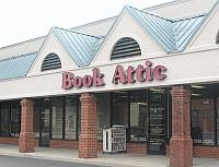 Book Attic - Madison, TN