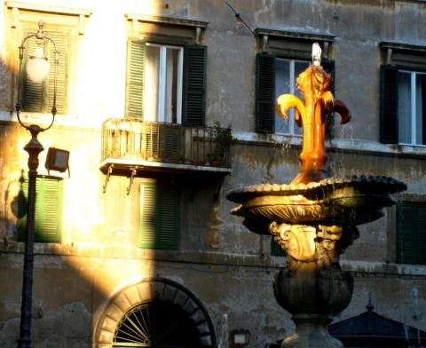 Fontane di Piazza Farnese