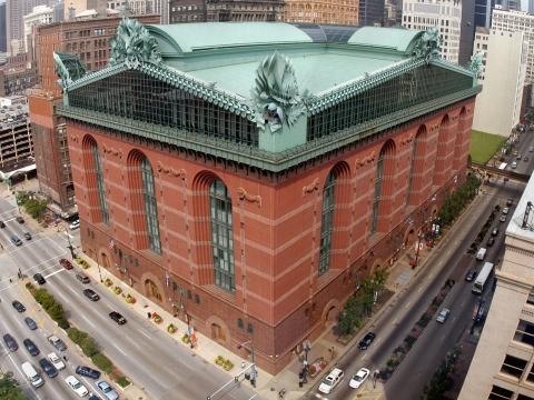 Harold Washington Library Center