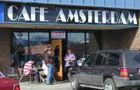 Amsterdam Cafe - Anchorage, AK