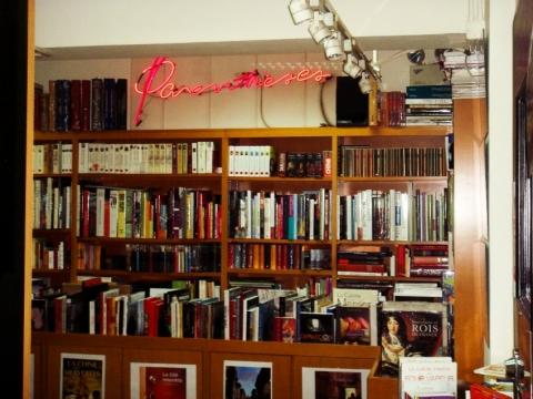 Librairie Parentheses