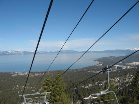 Heavenly Scenic Gondola Rides