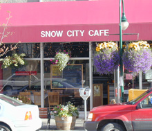 Snow City Cafe - Anchorage, AK