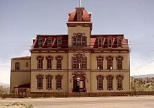 Fourth Ward School Museum - Virginia City, NV