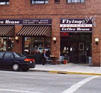 Flying M Coffeehouse - Boise, ID