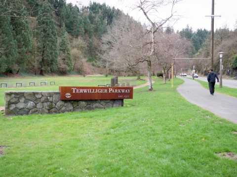Terwilliger Boulevard Parkway