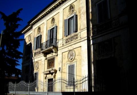 Villa Giustiniani/ Villa Massimo