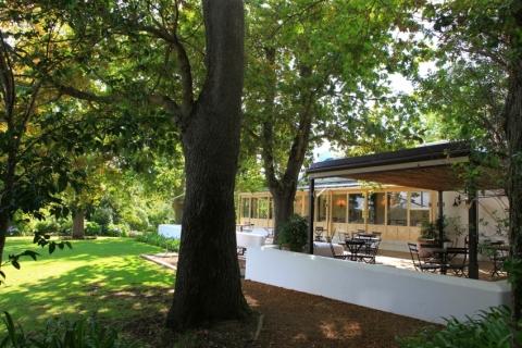 Constantia Uitsig Restaurant