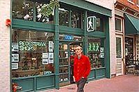 Pedestrian Shops - Boulder, CO