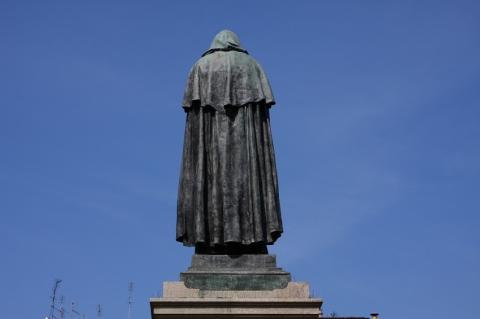 Statue of Giordano Bruno
