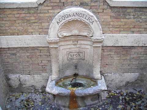 Fontana delle Vaschette