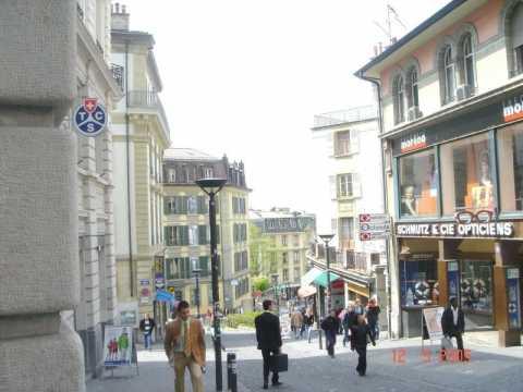 Place St-François