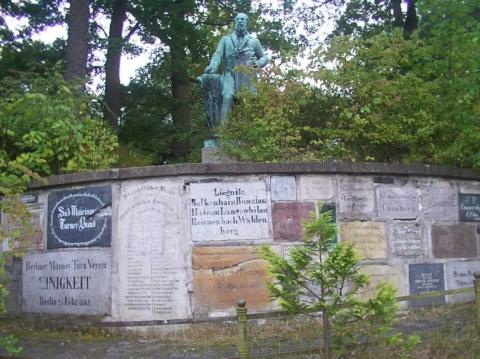 Jahn-Denkmal Hasenheide