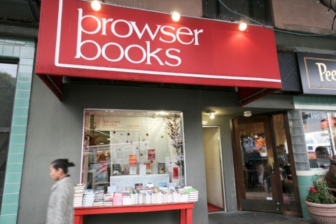 Browser's Books
