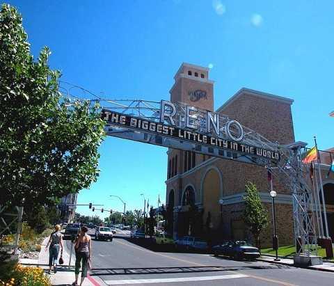 Old Reno Arch