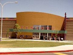 century park lane 16 reno entertainment venues