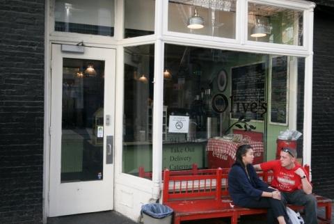 12 chairs cafe new york ny