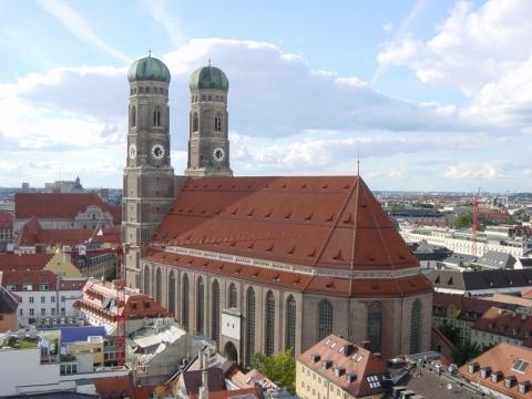 Der Münchner Dom