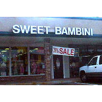 Sweet Bambini - Houston, TX