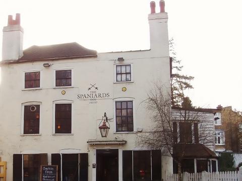 Spaniard's Inn