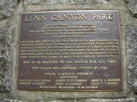 Lynn Canyon Ecology Centre