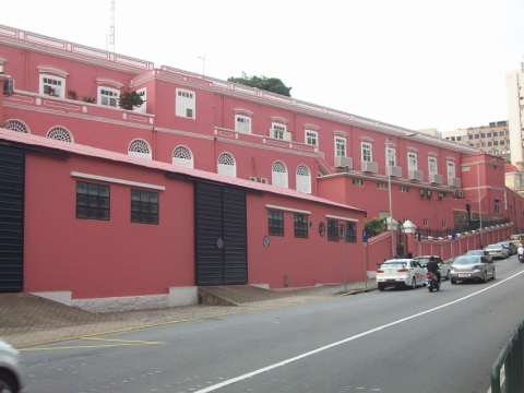 St. Francisco Barracks