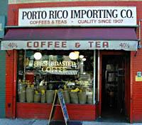 Porto Rico Importing Co - New York, NY