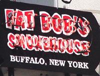 Fat Bob's Smokehouse - Buffalo, NY