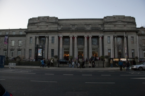 The National Concert Hall