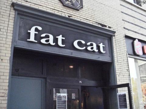 Fat Cat Billiards