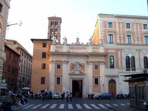 Basilica Di San Silvestro in Capite