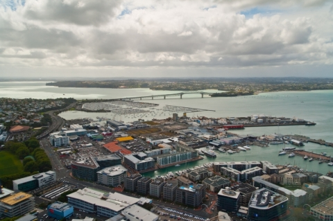 Viaduct Harbour Marina