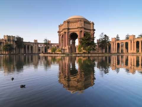 Palace of Fine Arts & Theatre