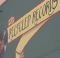 Recycled Records - Monterey, CA