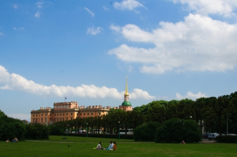 Field of Mars (Saint Petersburg)