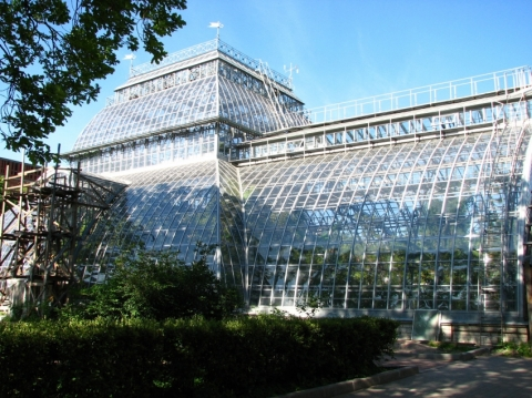 Saint Petersburg Botanical Garden