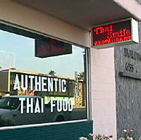 Thai Smile - Palm Springs, CA