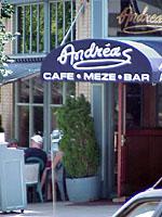 Andreas Restaurant - Providence, RI