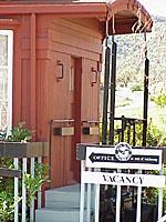 Napa Valley Railway Inn - Yountville, CA