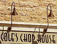 Cole's Chop House - Napa, CA