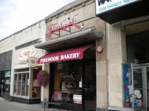 Firehook Bakery & Coffee House