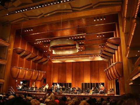 David Geffen Hall - Lincoln Center