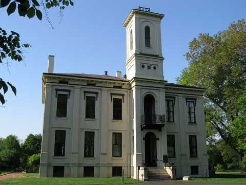 Tower Grove House