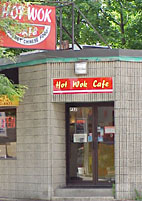 Hot Wok Cafe - Providence, RI