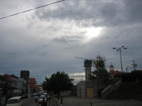 Harris Promenade