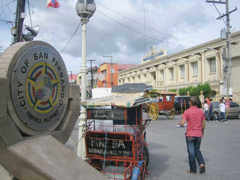 San Fernando City Hall