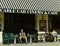 Cable Car Cinema & Cafe - Providence, RI